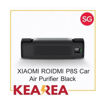 Xiaomi ROIDMI P8S Car Air Purifier APP Intelligent Control UV ABS OLED Screen Laser Particle Sensor-XIAOMI Ecological Chain