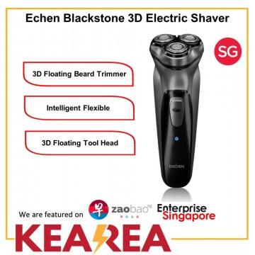 Xiaomi Enchen Black Stone 3D Electric Shaver Smart Control Blocking Protection Razor for Men Gift