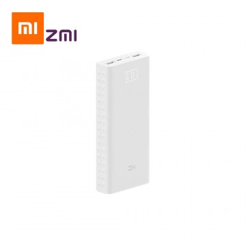 2018 Xiaomi ZMI Power Bank QB821 20000mAh Power Digital Display QC3.0 Fast Charging Dual USB
