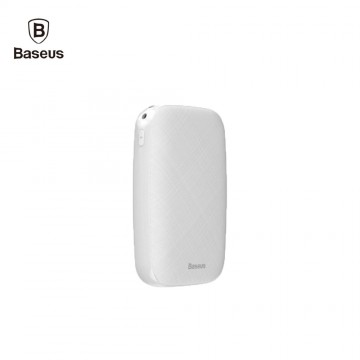 Baseus 10000mAh Power Bank For Xiaomi Huawei Samsung iPhone Dual USB External Battery