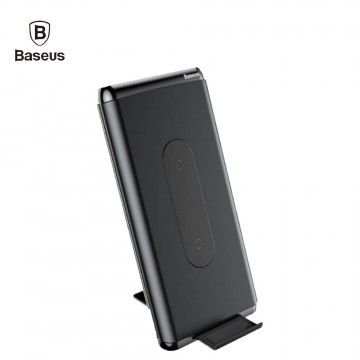 Baseus Bracket 10000mAh Wireless Charger Power Bank QC3.0 Digital Display Fast Charge