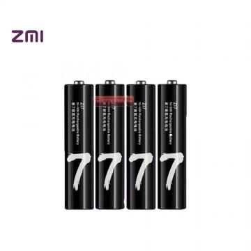 Bundled Sale Xiaomi ZMI ZI7 AAA 700mAh 1.2V Rechargeable Ni-MH Battery Xiaomi ZIM Power Bank Battery Pack mihome D5