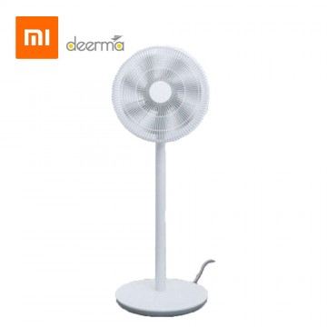 Gen 2 Wired - XIAOMI Smartmi 2019 Version White Natural Wind Pedestal Fan  ( ZLBPLDS04ZM )