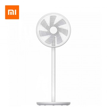 Gen 2S Wireless - XIAOMI Smartmi 2019 Version White Natural Wind Pedestal Fan  (ZLBPLDS03ZM )
