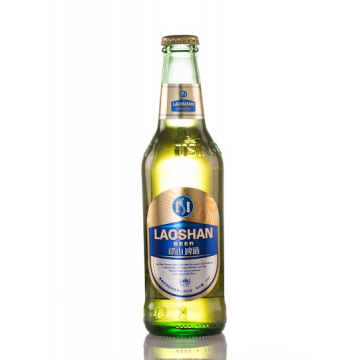 Laoshan Imported Premium Beer 12 x 600ML
