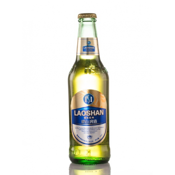 Laoshan Imported Premium Beer Pint 24 x 330ML