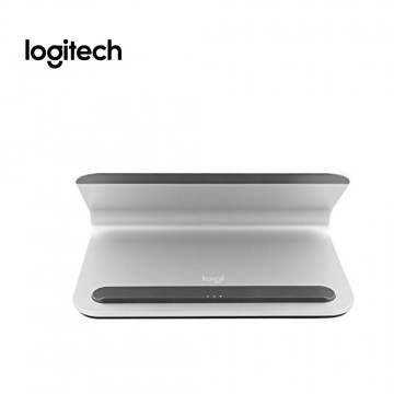 Logitech Base Charging Stand with Smart Connector Technology for Ipad Pro 9.7 inch, 10.5 inch & 12.9 inch