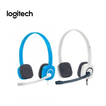 Logitech H150 Stereo Headset with 3.5mm Jacks