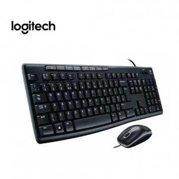 Logitech MK200 Media Combo
