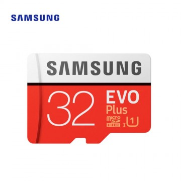 MicroSDHC EVO Plus Memory Card w/o Adapter 32GB (2017 Model)