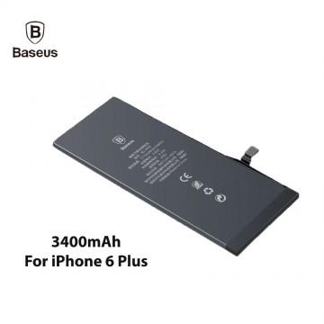 Original Baseus Lithium Polymer Battery For iPhone 6 Plus High Capacity 3400mAh Internal Battery Replacement