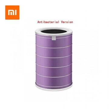 Original Xiaomi Peculiar Smell PM2.5 Formaldehyde Removal Air Purifier Filter Antibacterial Version Purple