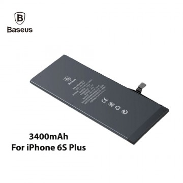 Original Baseus High Capacity 3400mAh Phone Battery For iPhone 6S Plus 3.82V Li-ion Batteria Replacement For iPhone 6SG Plus