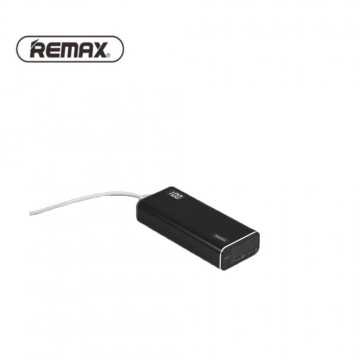 REMAX Mini Pro Mobile Power RPP-155 10000mAh Dual USB Output / Digital Display / Type C / Android / iPhone / Fast Charge