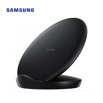 SAMSUNG EP-N5100TBEGGB WIRELESS CHARGER STAND (BLACK) FAST CHARGING W/TA 3 PIN