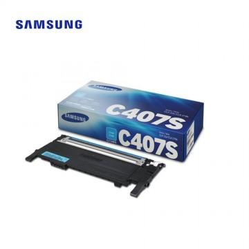 Samsung CLT-C407S/SEE Printer Toner