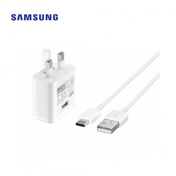 Samsung Travel Adapter Fast Charge (15W) USB type C to A Cable