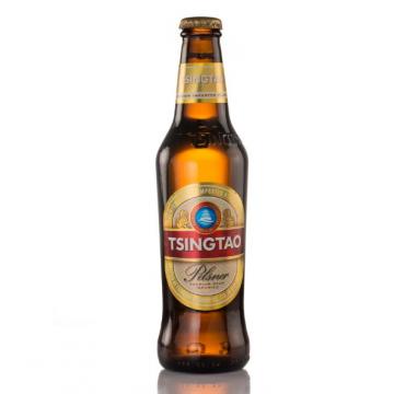 Tsingtao Pilsner Imported Premium Beer 24 x 330ML