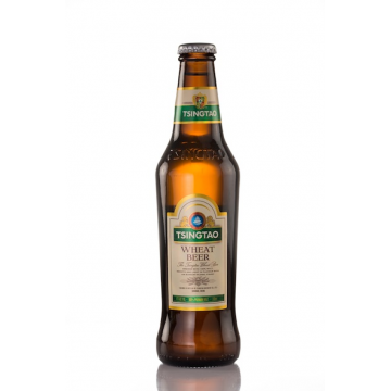 Tsingtao Wheat Beer Pint 24 x 330ML