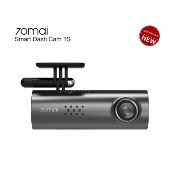 Xiaomi 70mai Smart Car Dash Cam 1S WiFi 1080P HD Night Vision DVR Camera 130 Degree Auto Driving Recorder G-sensor Voice Control