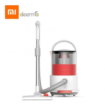 Xiaomi Deerma Tj200 Dry And Wet 1200w Vacuum Cleaner Multifunctional 18kpa Strong Suction 6l Dust Bucket Capacity Vacuum Cleaner