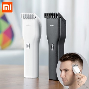 (1 Month seller warranty) Xiaomi Enchen Boost Hair Shaver Clipper Trimmer Electric Trimmer USB Electric Hair Clipper Two Speed Ceramic