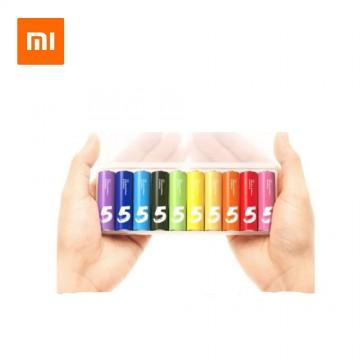 Xiaomi Mi Alkaline Batteries No.5 (AA) 1.5V - 10 Batteries per Box