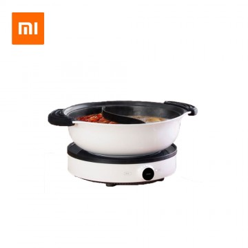 Xiaomi Joyami 2 Way Steamboat Pot (4L) or Xiaomi MiJia Smart Induction Cooker + Xiaomi Joyami 2 Way Steamboat Pot (4L)