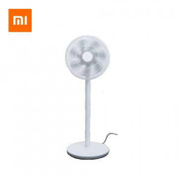Xiaomi Mijia DC Frequency Conversion Floor Fan With 7 Fan Blades Strong Power Floor Standing Fan Intelligent AI Voice Control