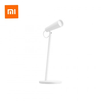Xiaomi Mijia Portable USB Rechargeable Desk Lamp 3 Modes Adjustable Home Dimmable Night Light for Bedroom 5V 2000mAh Battery
