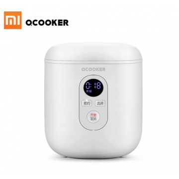 Xiaomi Ocooker Mini Rice Cooker 1.2L Intelligent Electric PFA Powder Coating Cookers 300W 220V