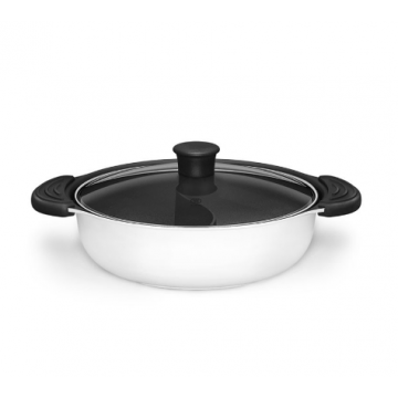 Xiaomi ZHIWU COOKING SHABU-SHABU YUAN YANG POT (ONE-PIECE CASTING, UNIQUE POT HANDLE, HIGH PERMEABILITY STAINLESS STEEL POT BOTTOM, TWO-FLAVOR POT)