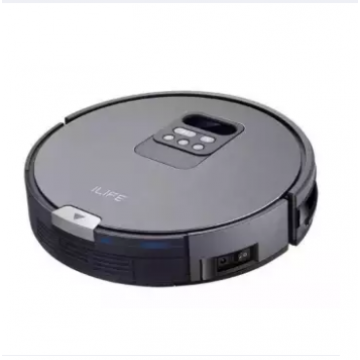 iLife X750 Robot Vacuum Cleaner with Self-Charge Wet Mopping for Wood Floor