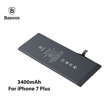 Original Baseus High Capacity 3400mAh Phone Battery For iPhone 7 Plus Internal Replacement Phone Batteria For iPhone 7G Plus