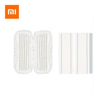Xiaomi Mijia SWDK Teery Cleaning Disposable Map for Mijia SWDK Wireless Handheld Electric Mop Wiper Floor Washers Terry Cleaning Cloth + Disposible Type