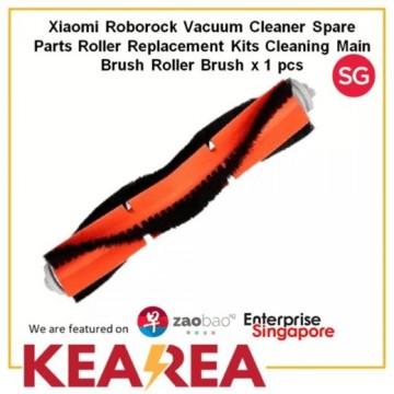 Original Xiaomi Robot Vacuum Part Main Brush, Cleaning Tool,Main Roll Brush for Mijia / Roborock Robotic Vacuum Cleaner